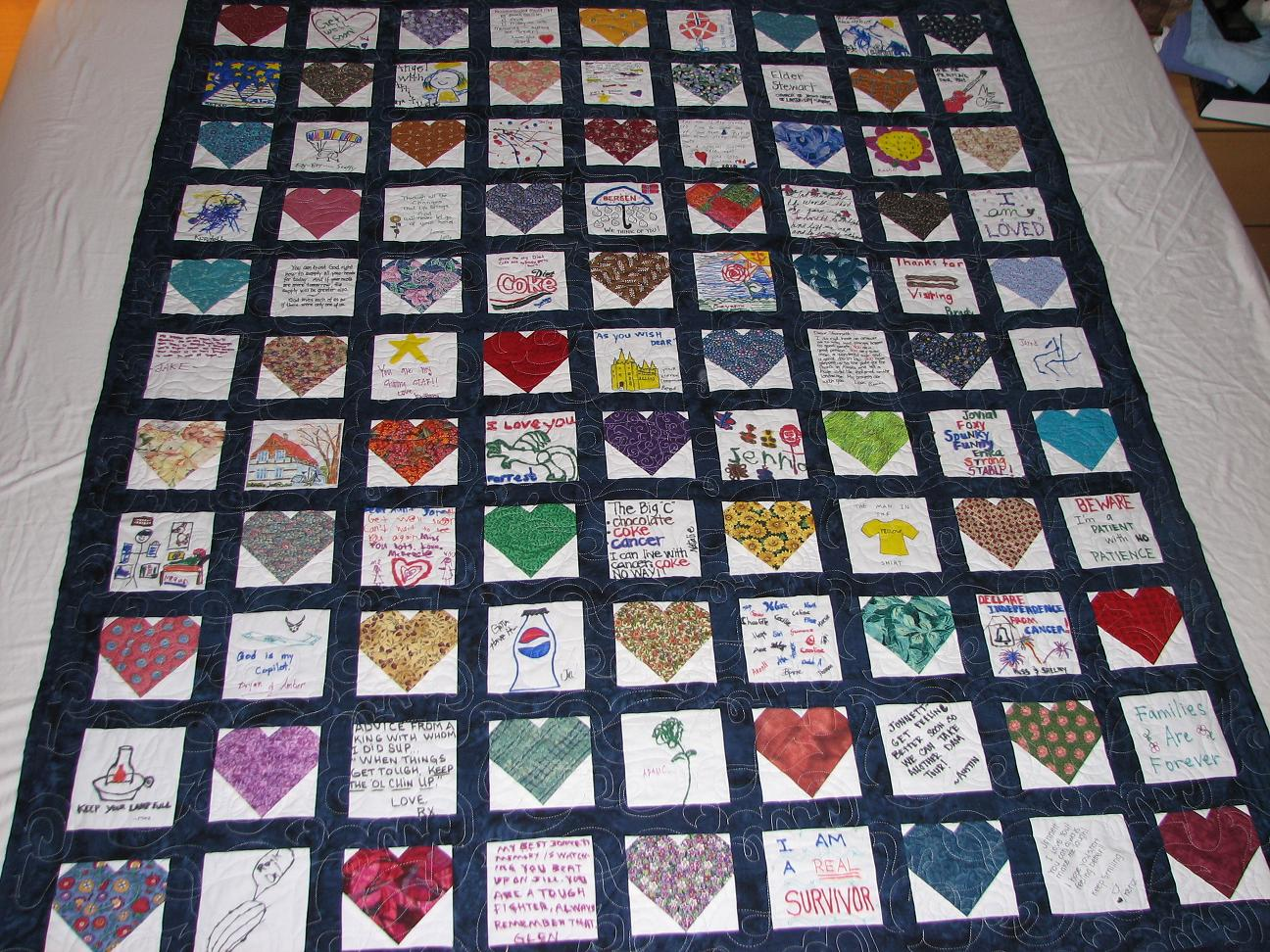 Free Family Memory Quilting Pattern Map Of World On Cloth